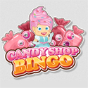 Candy Shop Bingo Logo