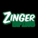 Zinger Spins Logo